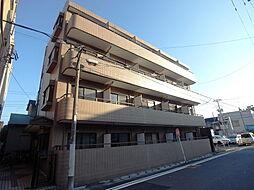 神奈川県川崎市川崎区貝塚1の賃貸マンションの外観