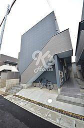 兵庫県神戸市長田区野田町9丁目の賃貸アパートの外観