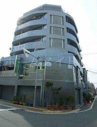 大阪府大阪市旭区赤川4丁目の賃貸マンションの外観
