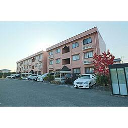 岡山県岡山市中区四御神の賃貸マンションの外観