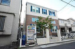 愛知県名古屋市中村区香取町1丁目の賃貸アパートの外観