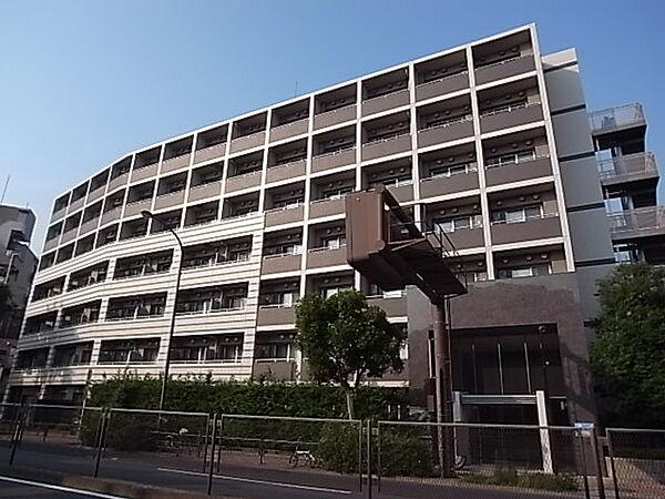 エコロジー都立大学レジデンス[0601号室]の外観