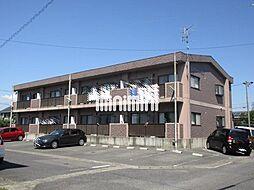 コンフォート粟野[2階]の外観