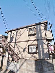ファミーユミカミ[2階]の外観