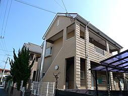 コーポエクセレント三宅2[103号室]の外観