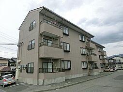 長野県松本市大字島内の賃貸マンションの外観
