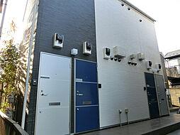セレクトハウス[201号室]の外観