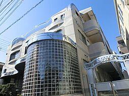 マンションユングフラウ[1階]の外観