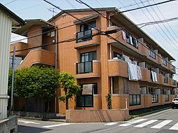 兵庫県加古川市加古川町美乃利の賃貸マンションの外観