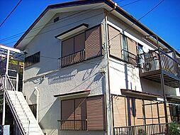 岩田アパート[202号室]の外観