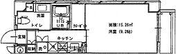 Meison de nakashima(メゾン・ド・ナカシマ)[502 602号室]の間取り