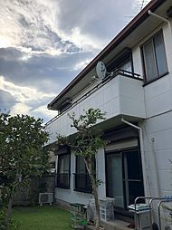 成城5丁目アパート[1階]の外観