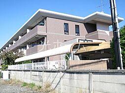 東京都清瀬市中里5丁目の賃貸マンションの外観