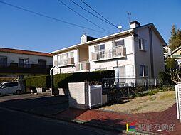 福岡県福岡市東区香椎4丁目の賃貸アパートの外観