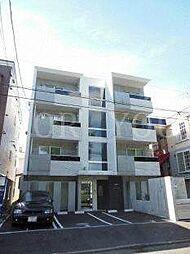 北海道札幌市白石区東札幌五条5丁目の賃貸マンションの外観