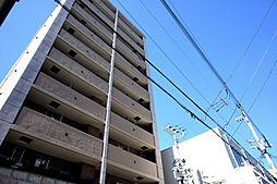 兵庫県神戸市中央区琴ノ緒町2丁目の賃貸マンションの外観