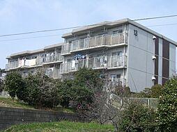 東京都町田市南つくし野1丁目の賃貸マンションの外観