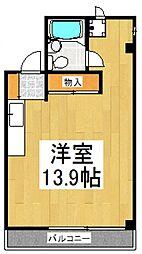 アイ・ジー・コーポ小平[4階]の間取り