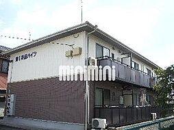 第一井田ハイツ[1階]の外観
