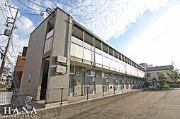 東京都足立区中央本町1丁目の賃貸アパートの外観