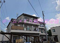 コスモクイーン津倉[1階]の外観