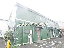 [タウンハウス] 神奈川県座間市入谷5丁目 の賃貸【/】の外観