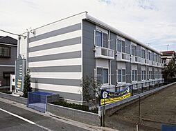 東京都葛飾区西水元1丁目の賃貸アパートの外観