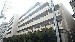 兵庫県神戸市灘区記田町3丁目の賃貸マンションの外観