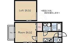 姪浜駅 4.6万円