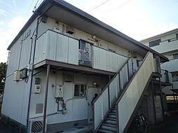 コーポ佐藤A[201号室]の外観