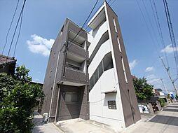 愛知県名古屋市守山区大牧町の賃貸マンションの外観