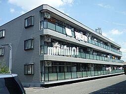 ドミール福島 B棟[1階]の外観