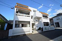 兵庫県姫路市増位本町2丁目の賃貸マンションの外観