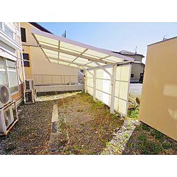 静岡県静岡市清水区青葉町の賃貸アパートの外観