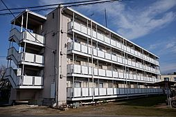 ビレッジハウス五所1号棟[1階]の外観