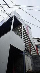 神奈川県川崎市多摩区枡形5丁目の賃貸アパートの外観