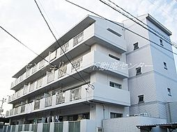 岡山県岡山市中区国富の賃貸マンションの外観