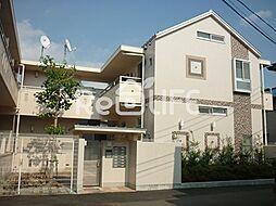 東京都国分寺市西恋ヶ窪2丁目の賃貸マンションの外観