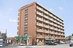 北海道札幌市西区西町北20丁目の賃貸マンションの外観