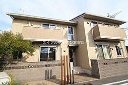 [テラスハウス] 岡山県倉敷市沖丁目なし の賃貸【/】の外観