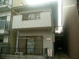 京都府京都市上京区浄福寺通一条下る東西俵屋町の賃貸アパートの外観
