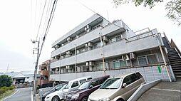 神奈川県川崎市宮前区有馬3丁目の賃貸マンションの外観