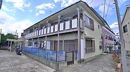 ハイツ松浦[1階]の外観