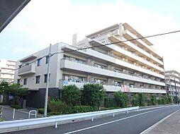 千葉県松戸市東松戸2丁目の賃貸マンションの外観