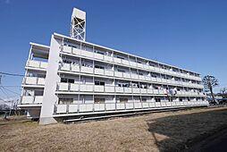 ビレッジハウス日立3号棟[105号室]の外観
