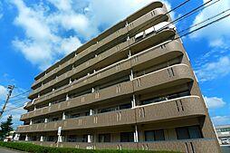 ビューイーストヒルズ[4階]の外観
