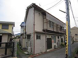 松浪アパート[1号室]の外観