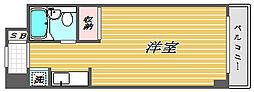ソアール板橋本町第2[6階]の間取り