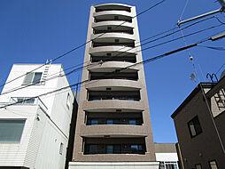 北海道札幌市東区北七条東3丁目の賃貸マンションの外観