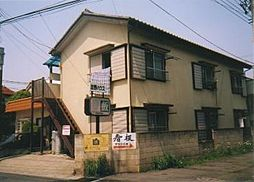 吉野ハウス[103号室]の外観
